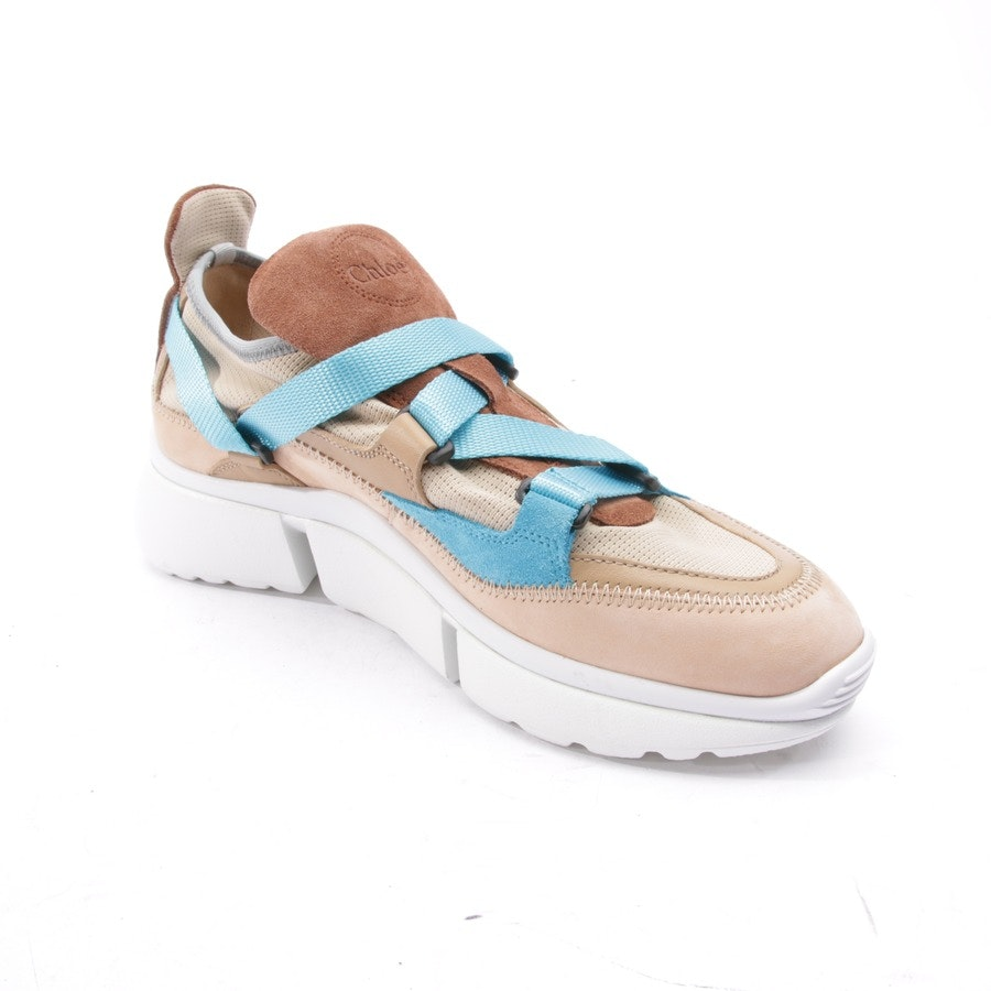 trainers from Chloé in multicolor size D 39 - sonnie low top sneaker - new
