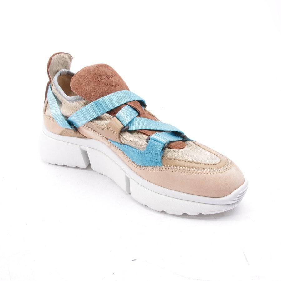 Sneaker von Chloé in Multicolor Gr. D 39 - Sonnie Low Top Sneaker - Neu
