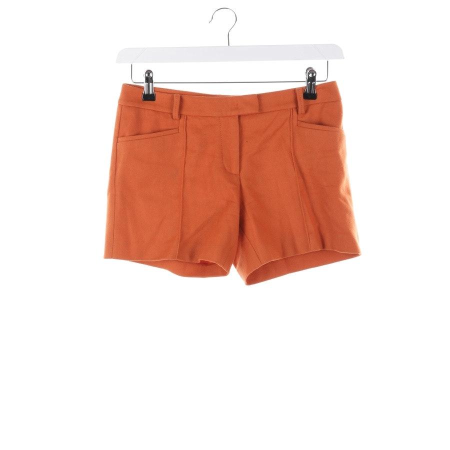 Shorts von Marc O'Polo in Orange Gr. 34
