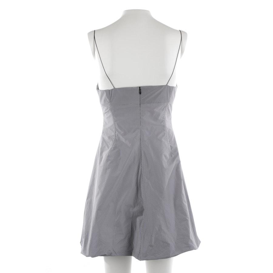 Kleid von Burberry in Blau und Weiß Gr. S