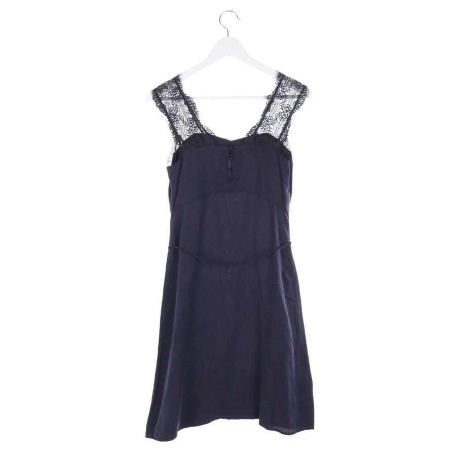 Kleid von Comptoir des Cotonniers in Dunkelblau Gr. XS