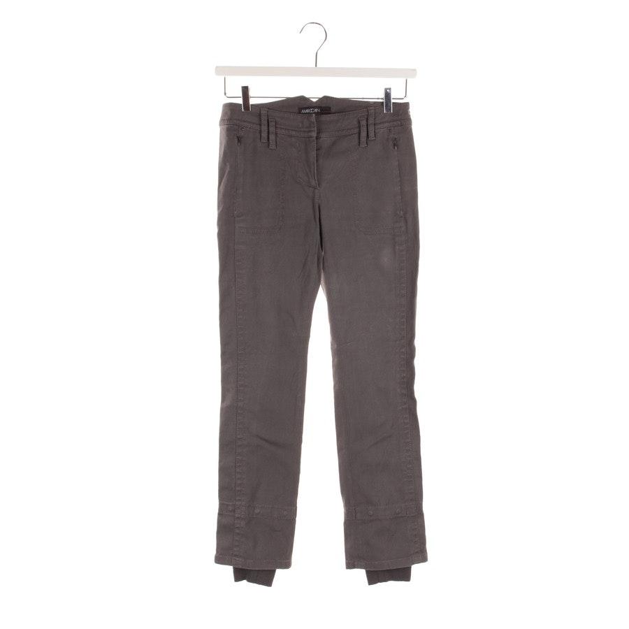 Jeans von Marc Cain Sports in Grau Gr. DE 34 N 1