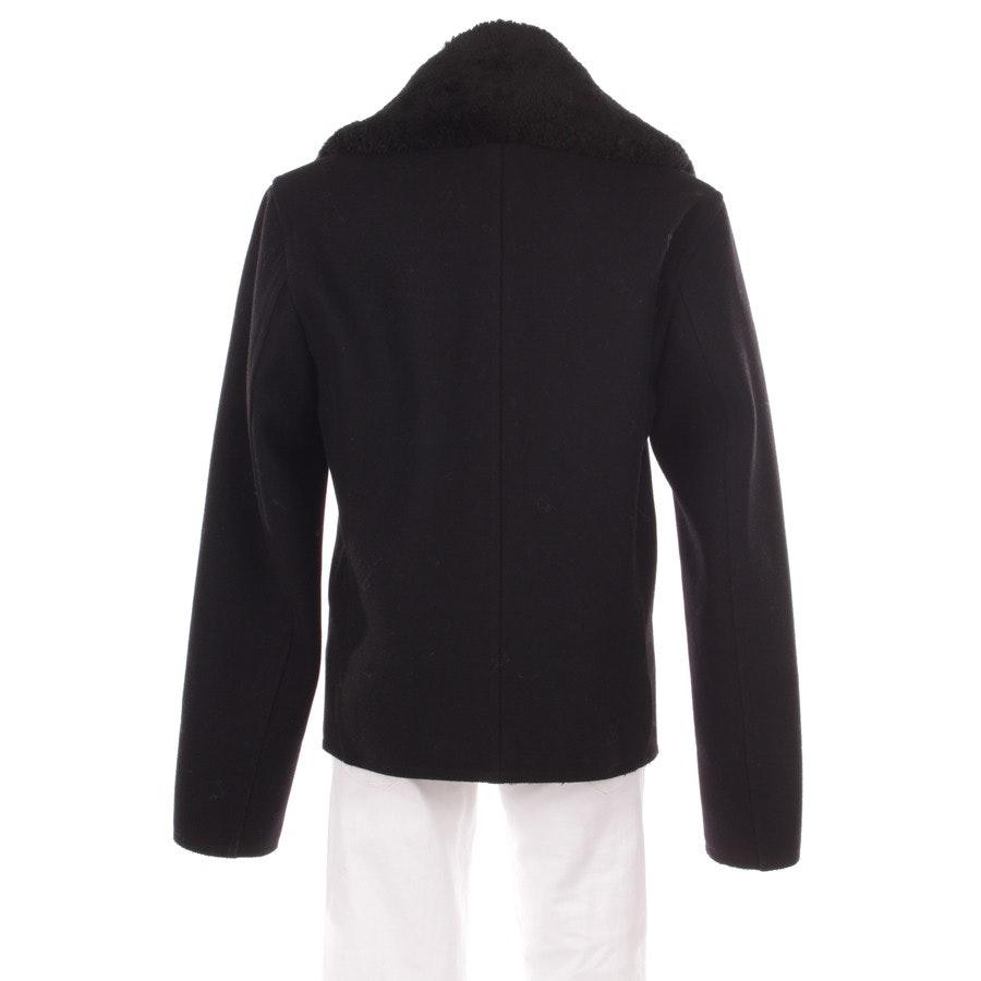 winter coat from Sandro in black size M