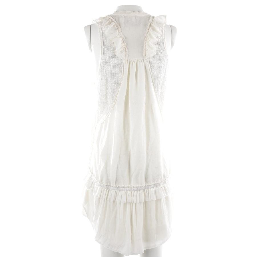 Kleid von Isabel Marant in Cremeweiß Gr. DE 32 FR 34