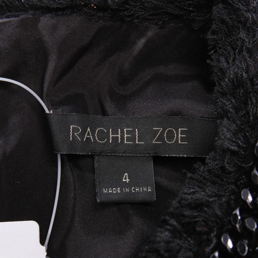 Kleid von Rachel Zoe in Schwarz und Multicolor Gr. DE 34 US 4