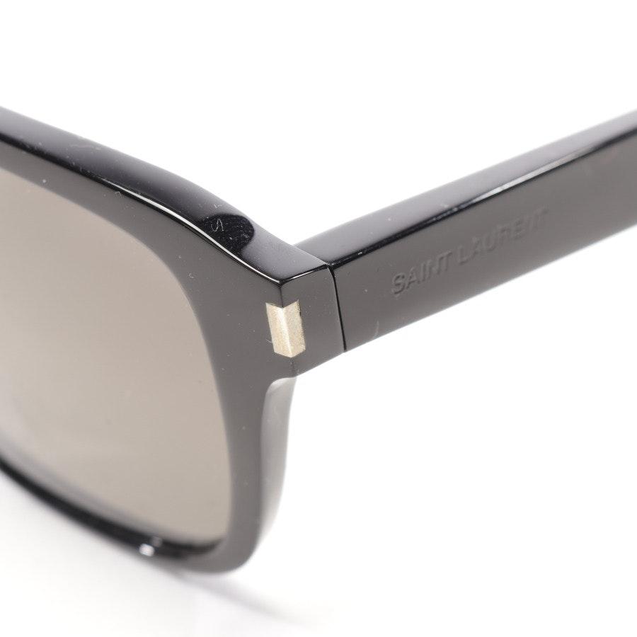 Sonnenbrille von Saint Laurent in Schwarz - SL87