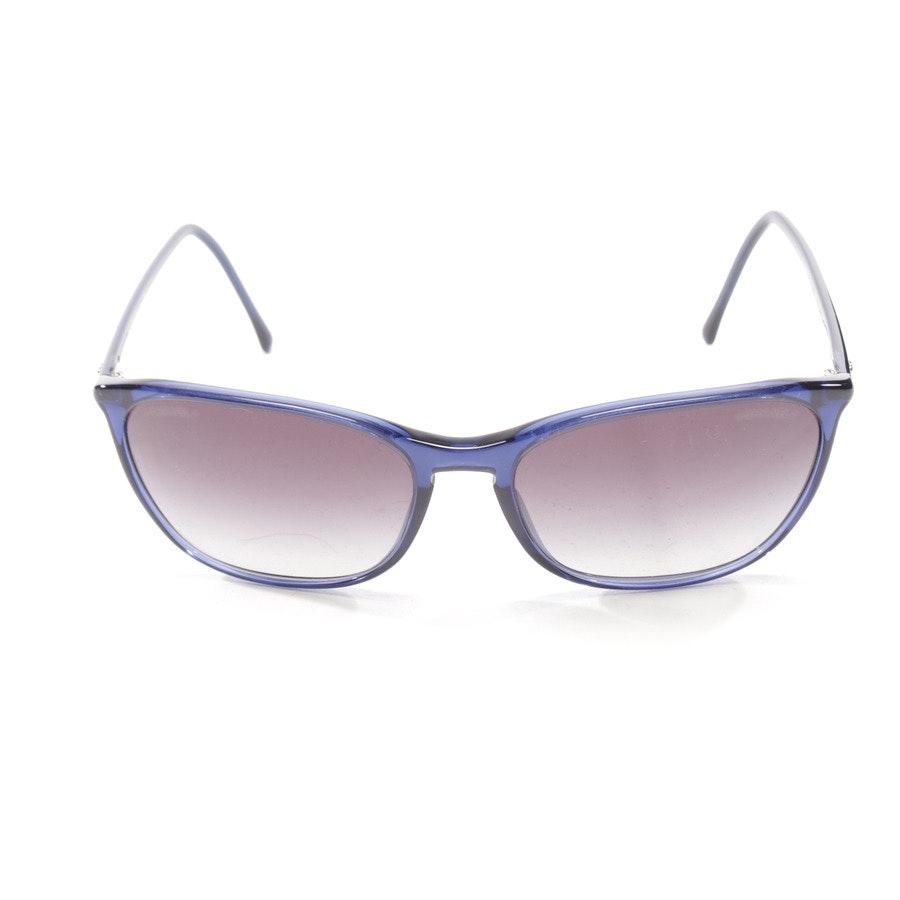 Sonnenbrille von Chanel in Dunkelblau - 5277