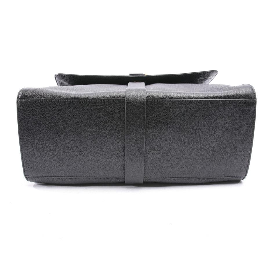 Handtasche von Coccinelle in Schwarz