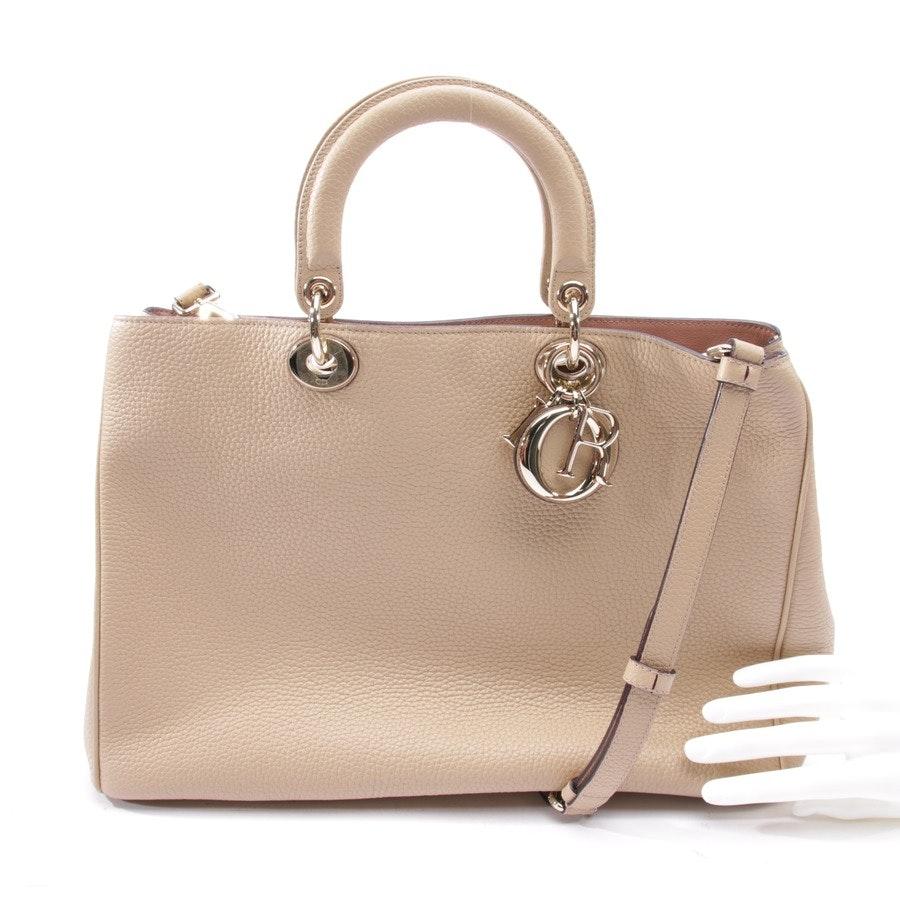 Handtasche von Dior in Sand - Diorissimo