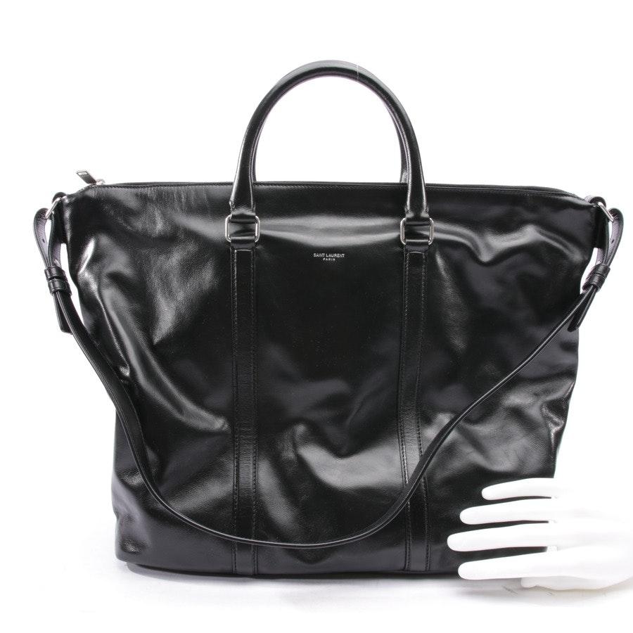 Handtasche von Saint Laurent in Schwarz - Duffle - NEU