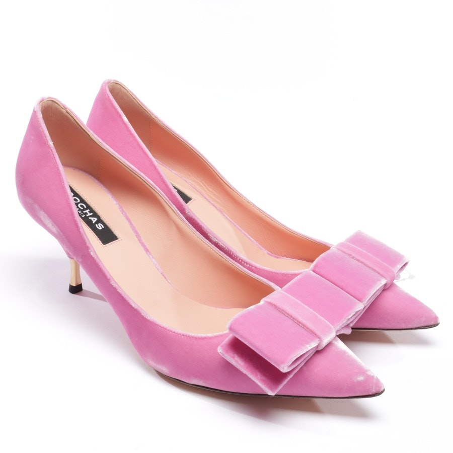 pumps from Rochas in pink size EUR 40,5 - new