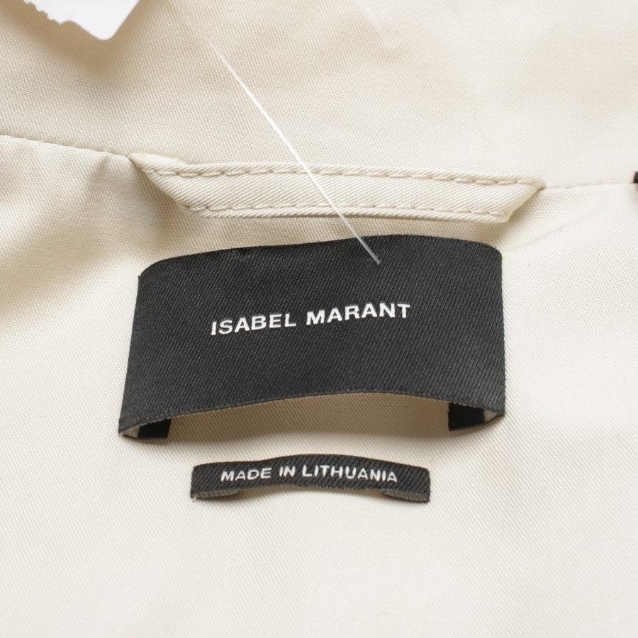 Trenchcoat von Isabel Marant in Creme Gr. 36 FR 38 - Neu
