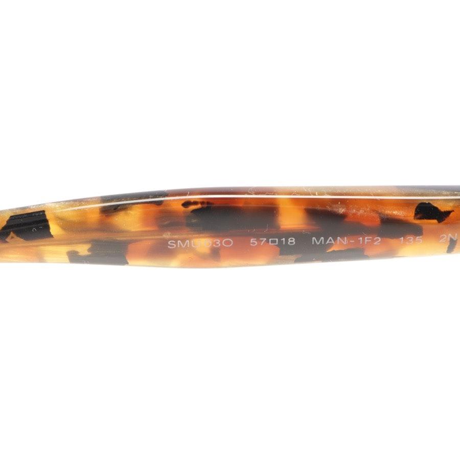Sonnenbrille von Miu Miu in Braun