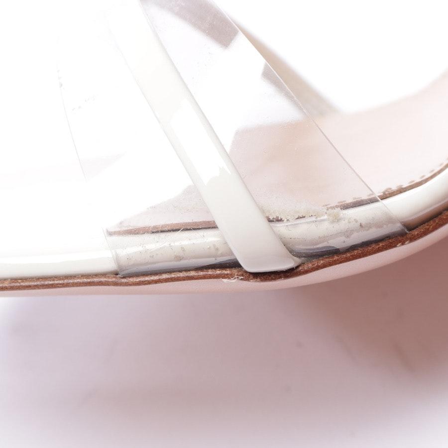 Sandaletten von Gianvito Rossi in Beige Gr. EUR 40 - Neu
