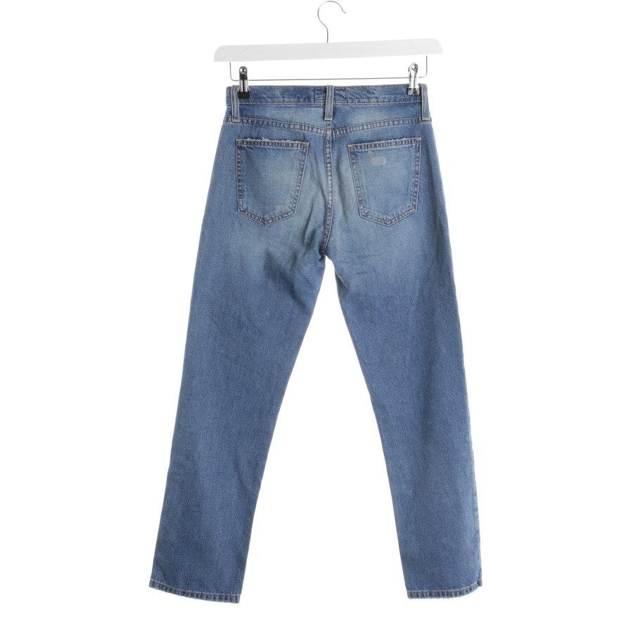 Jeans von Current/Elliott in Blau Gr. W25 - Never Ending Summer Destroy