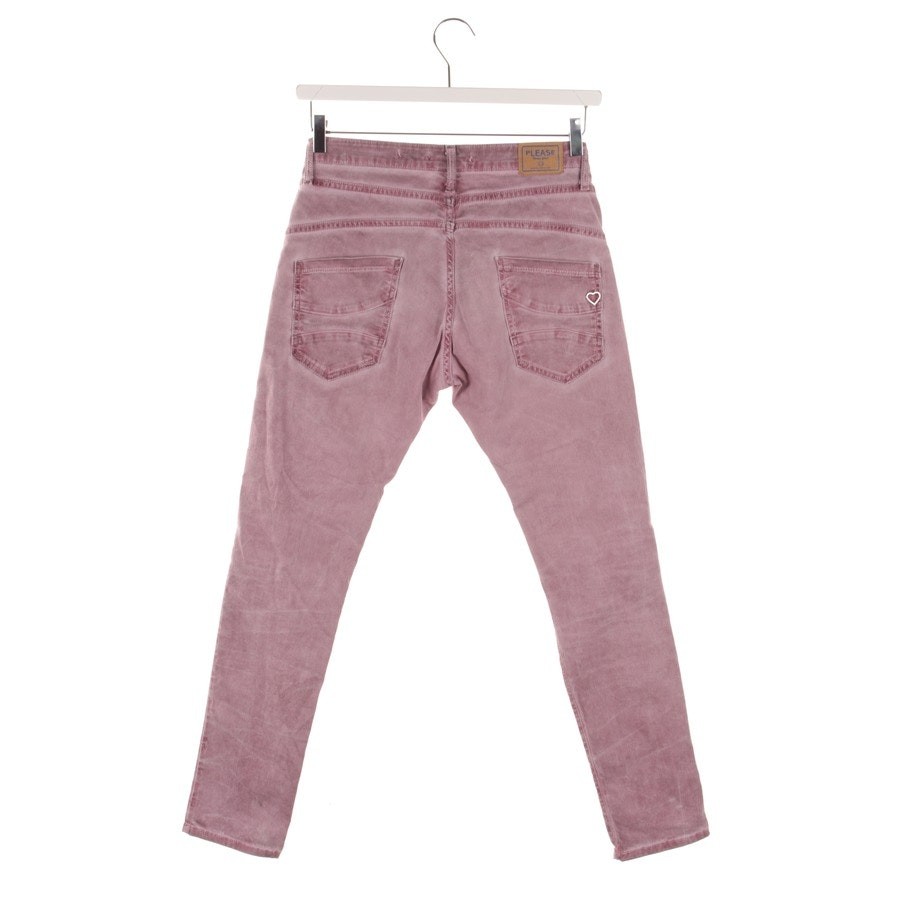 jeans from Please in lilac size XS