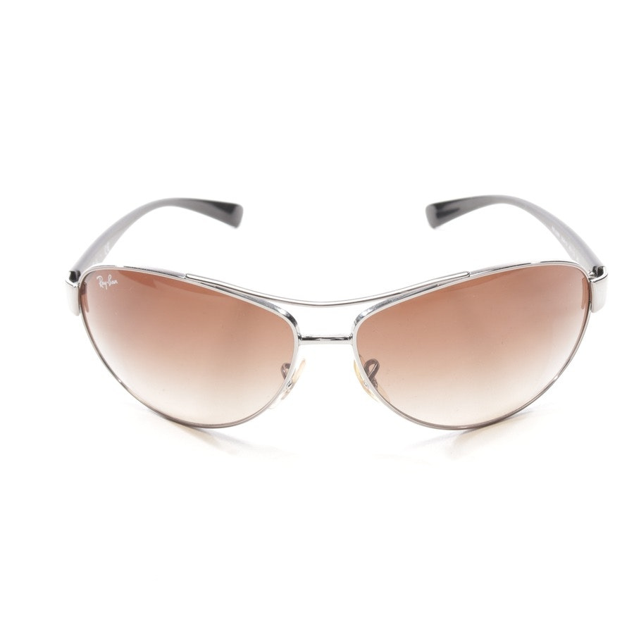 sunglasses from Ray Ban in silver and black - rb3386