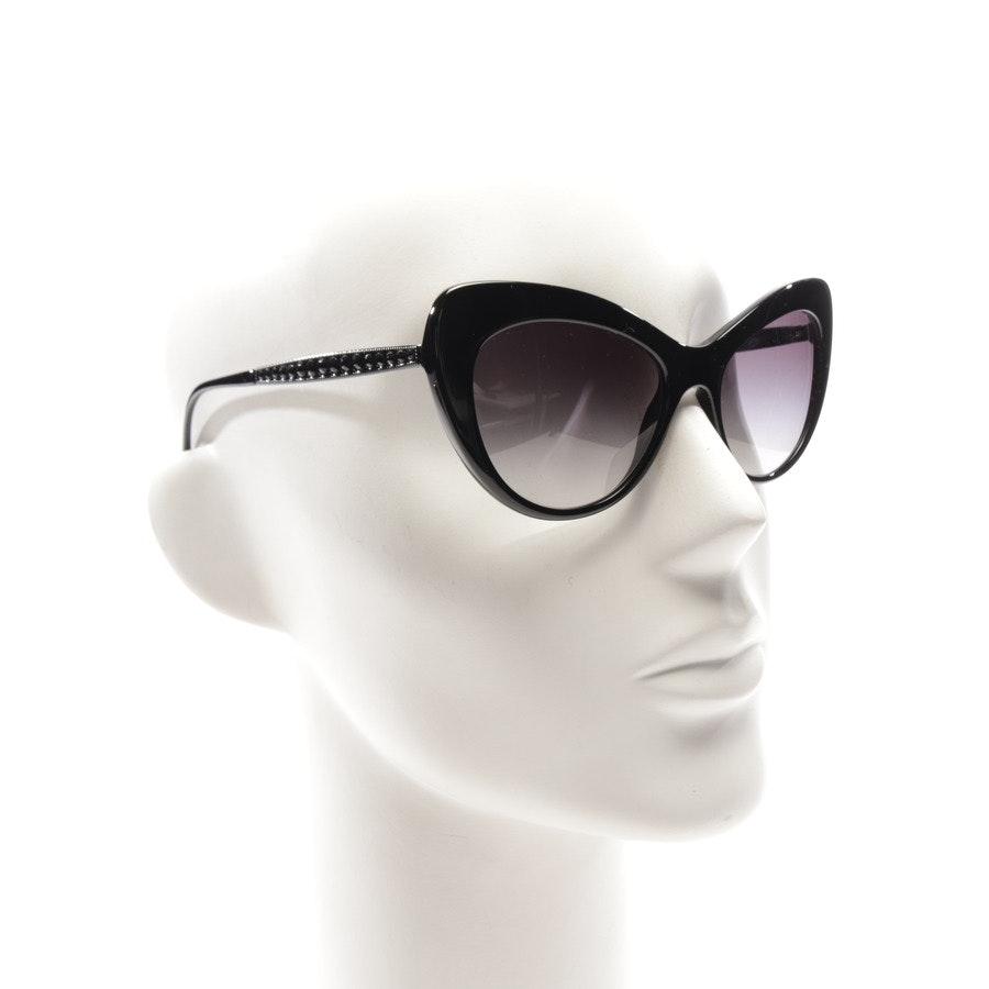 Sonnenbrille von Dolce & Gabbana in Schwarz - DG4307-B