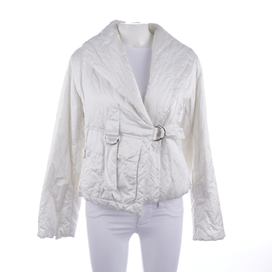 winter coat from Airfield in cream white size DE 38