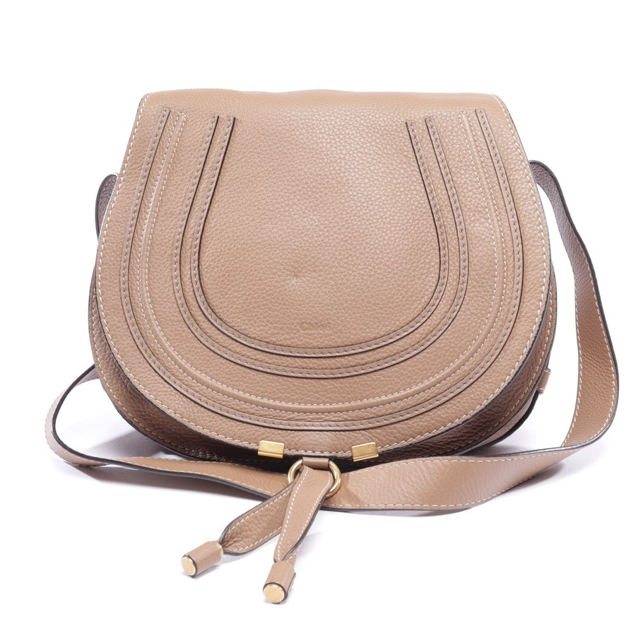 shoulder bag from Chloé in brown - marcie crossbody