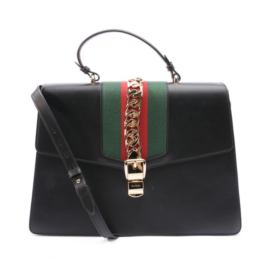 Handtasche von Gucci in Schwarz
