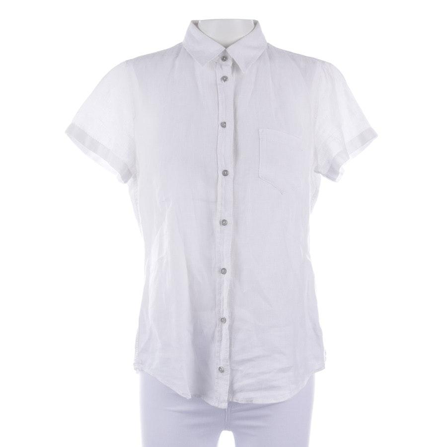 Bluse von Marc O'Polo in Weiß Gr. 36