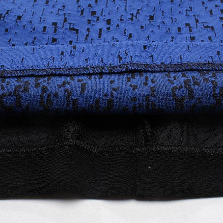 Kleid von Joseph Ribkoff in Schwarz und Blau Gr. 40