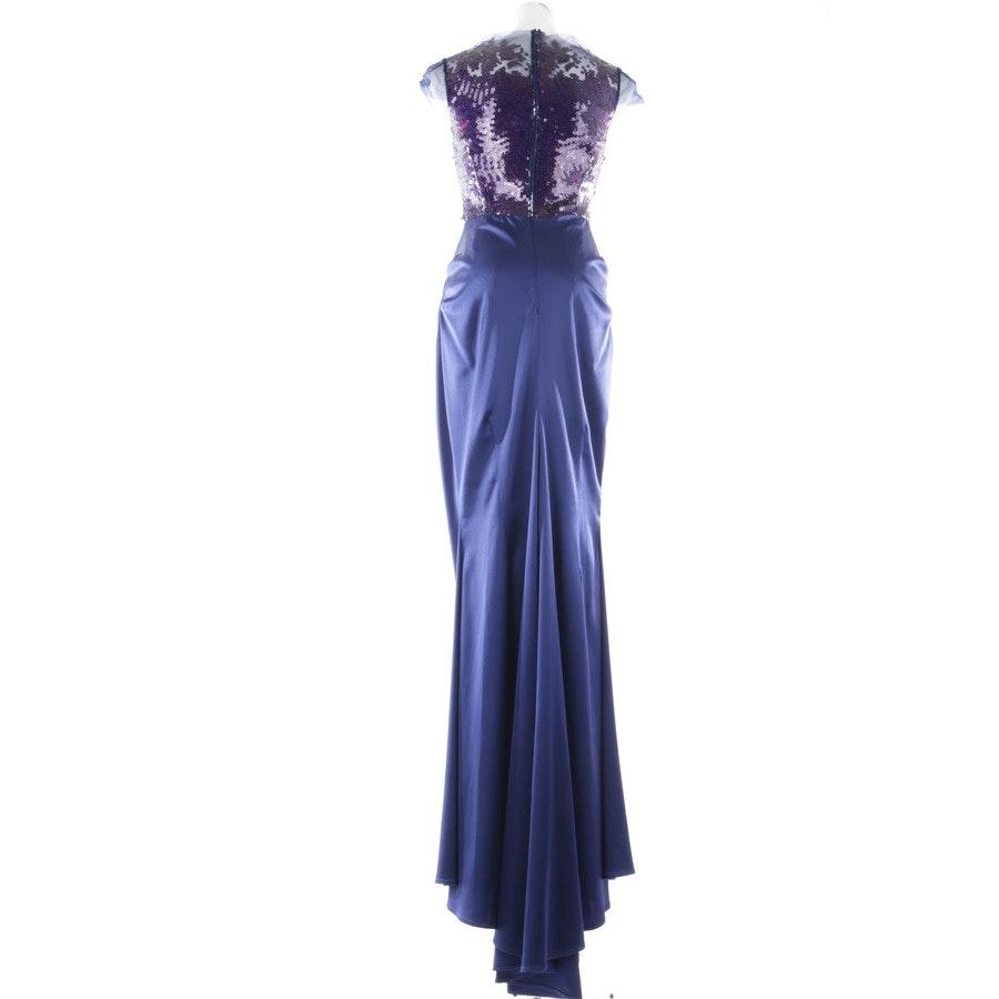 Abendkleid von Talbot Runhof in Marineblau Gr. 36 - Neu