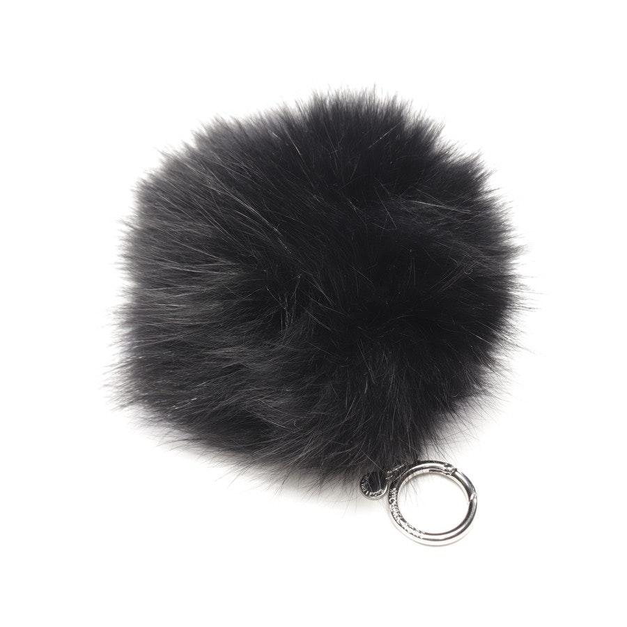 fellbag pendant from Michael Kors in black