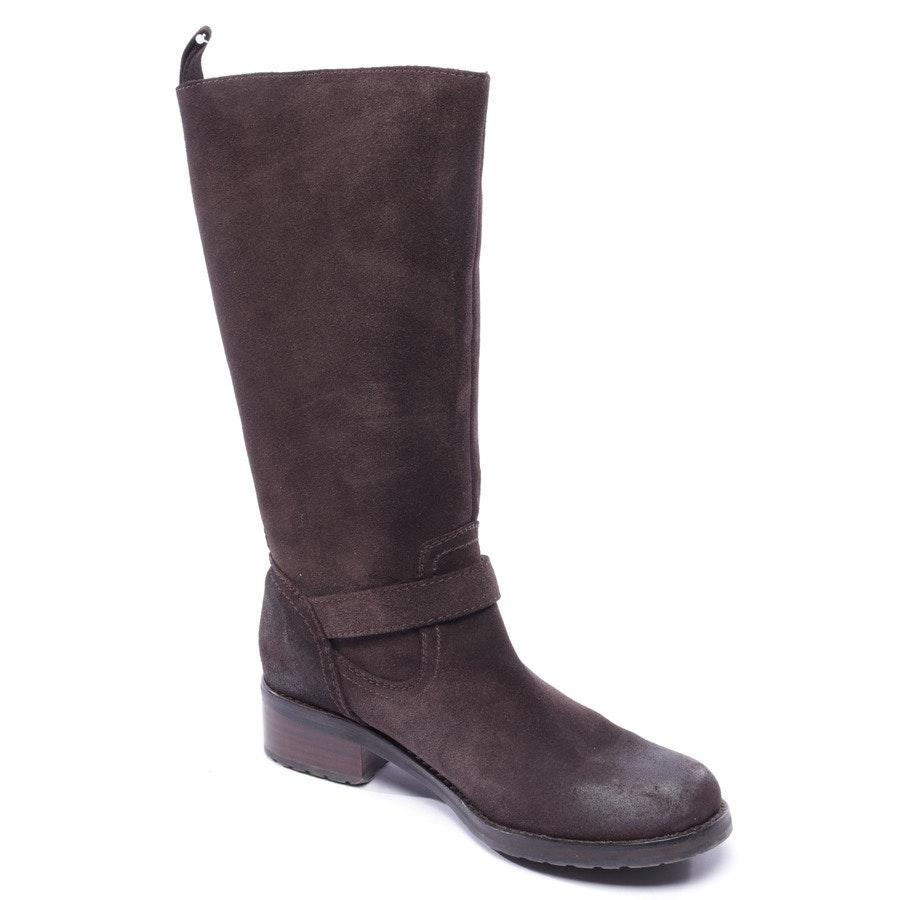 Stiefel von Belstaff in Dunkelbraun Gr. EUR 37