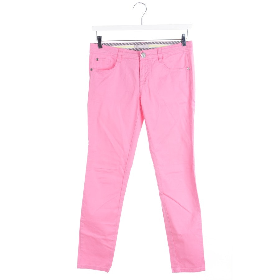 trousers from Stefanel in pink size DE 38