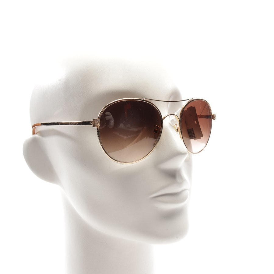 sunglasses from Lanvin in gold - sln067