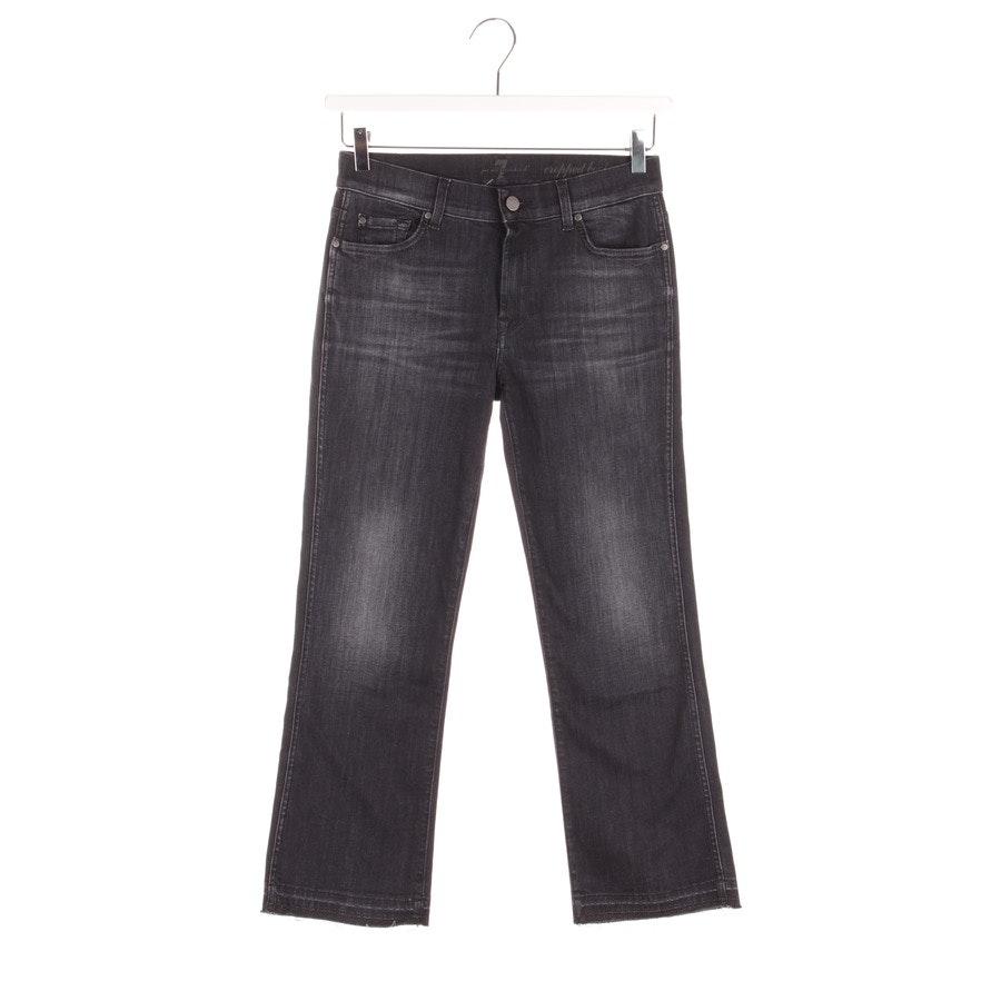 Jeans von 7 for all mankind in Schwarz Gr. DE 34 - Neu