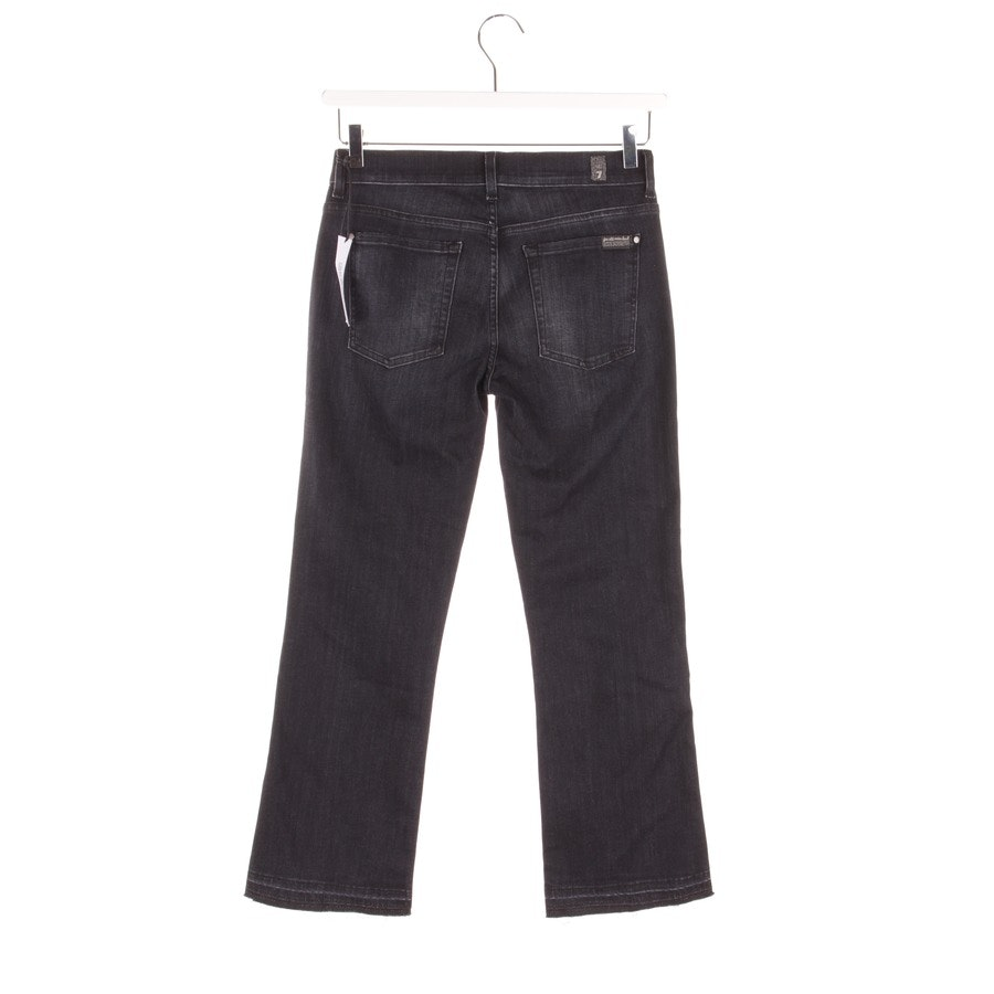 jeans from 7 for all mankind in black size DE 34 - new
