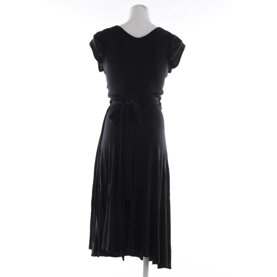 Wickelkleid von Diane von Furstenberg in Schwarz Gr. 40 US 10