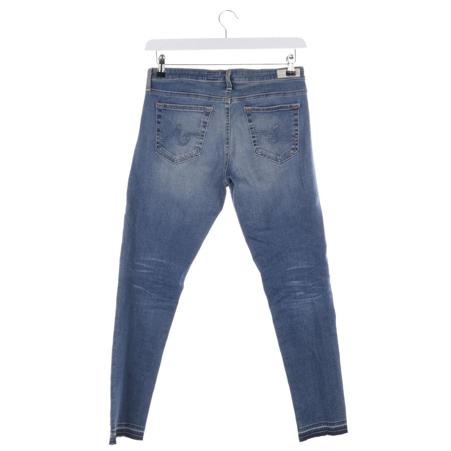 Jeans von AG Jeans in Blau Gr. W30 - Legging