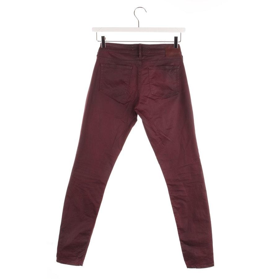 Jeans von Drykorn in Bordeaux Gr. W27