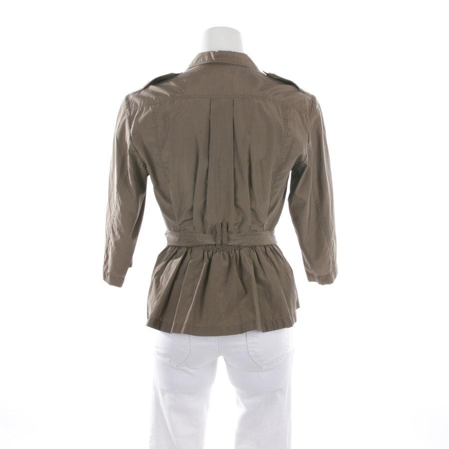 Bluse von Burberry Brit in Khaki Gr. XS