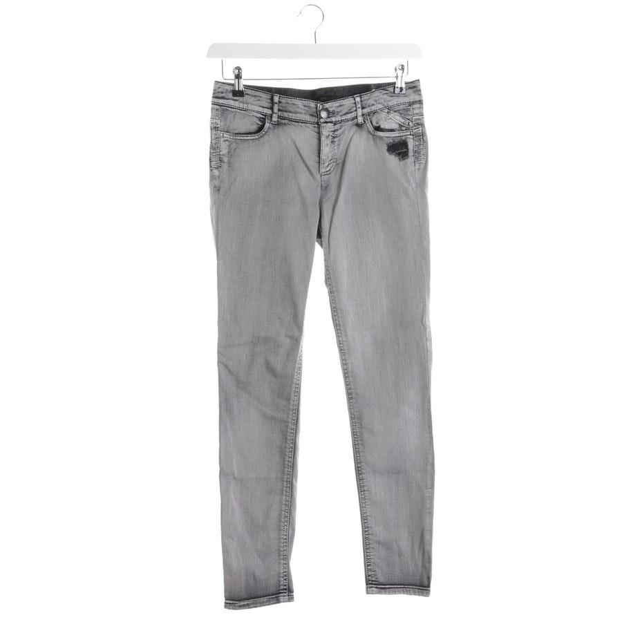 Jeans von Marc Cain in Grau Gr. 36 N2