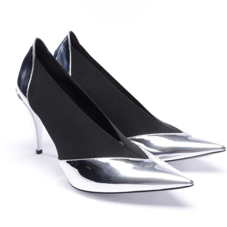 Pumps von Givenchy in Silber Gr. EUR 40,5 - Neu