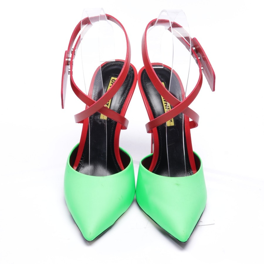 pumps from Off-White in neon green size EUR 40 - new