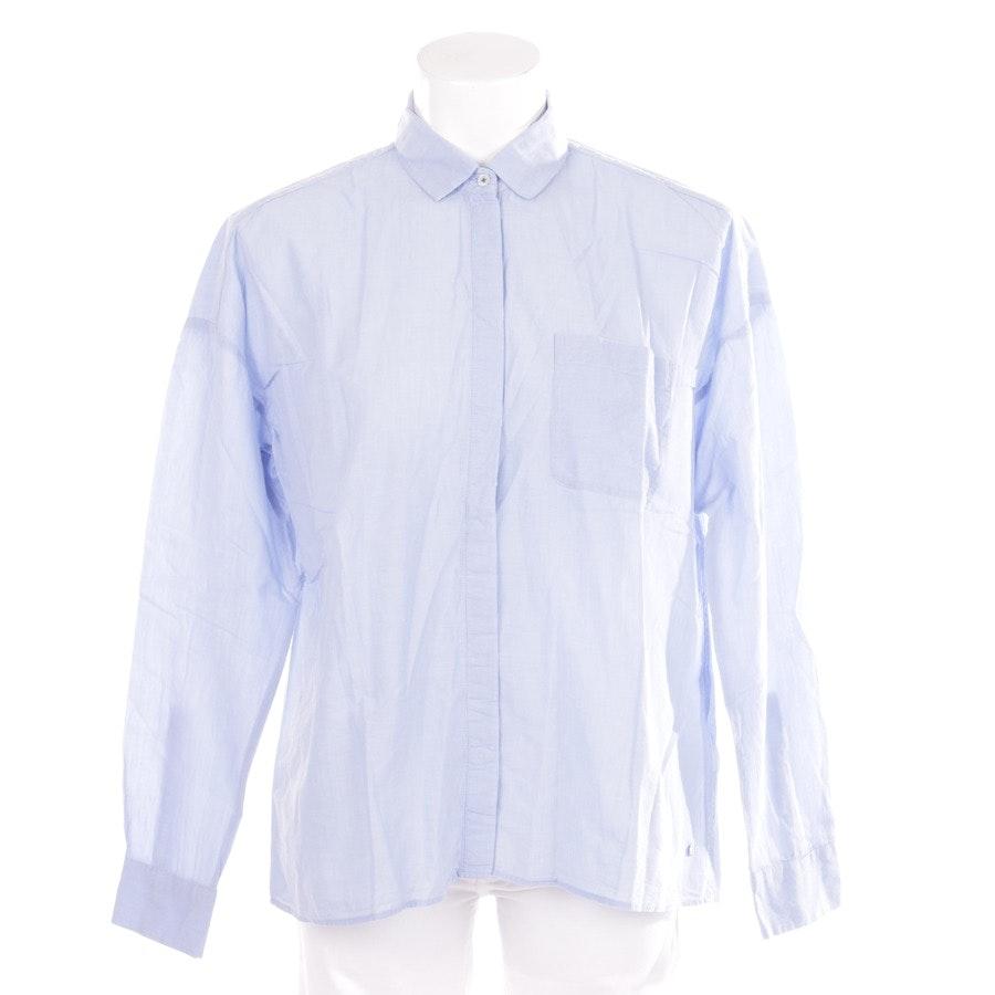 Bluse von Marc O'Polo in Hellblau Gr. DE 34