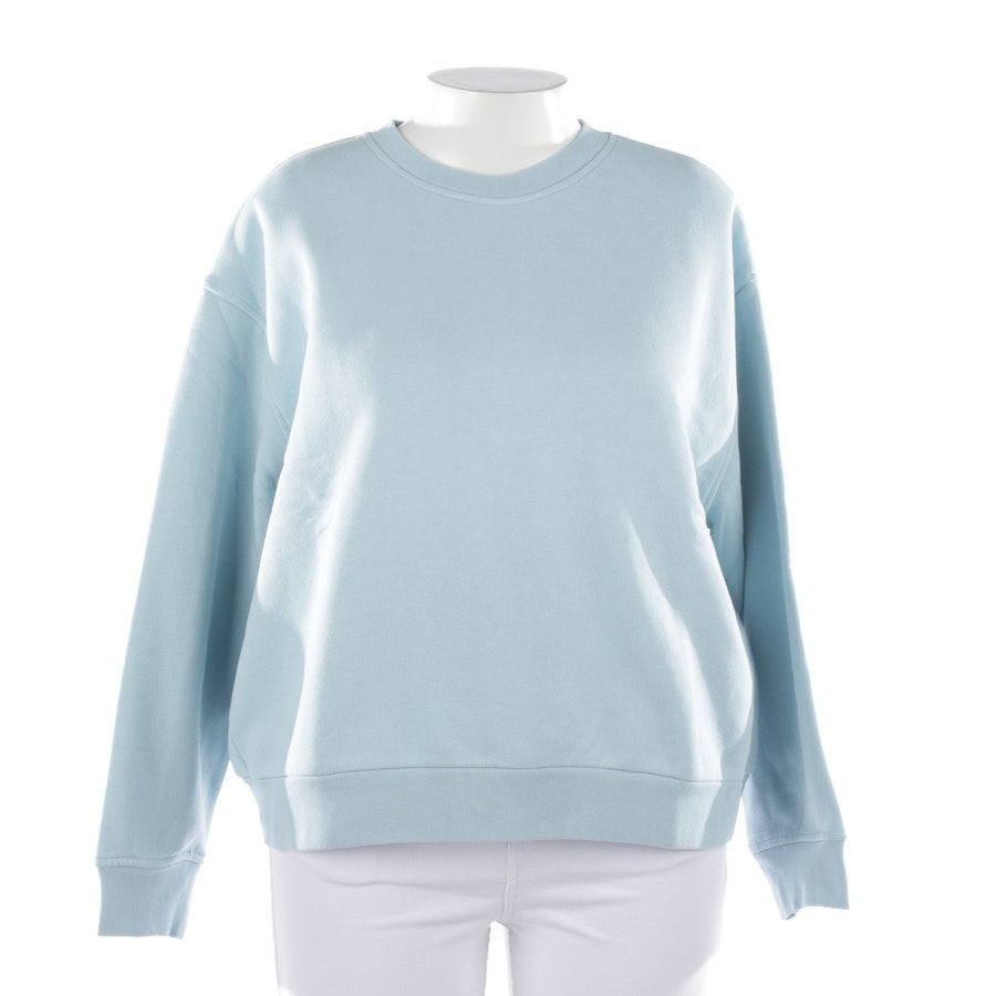 Sweatshirt von Closed in Hellblau Gr. L - Neu