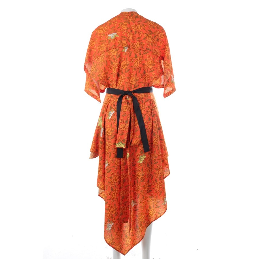 dress from Loewe in orange and black size 32 IT 38
