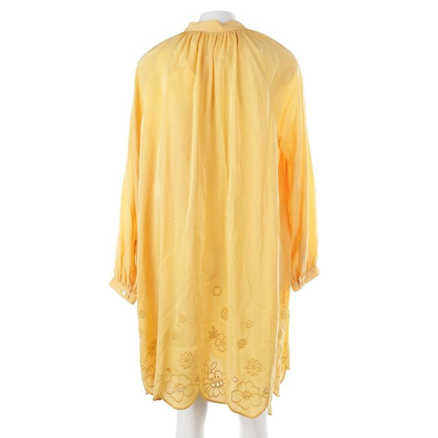 Kleid von See by Chloé in Gelb Gr. 36 FR 38 - Neu