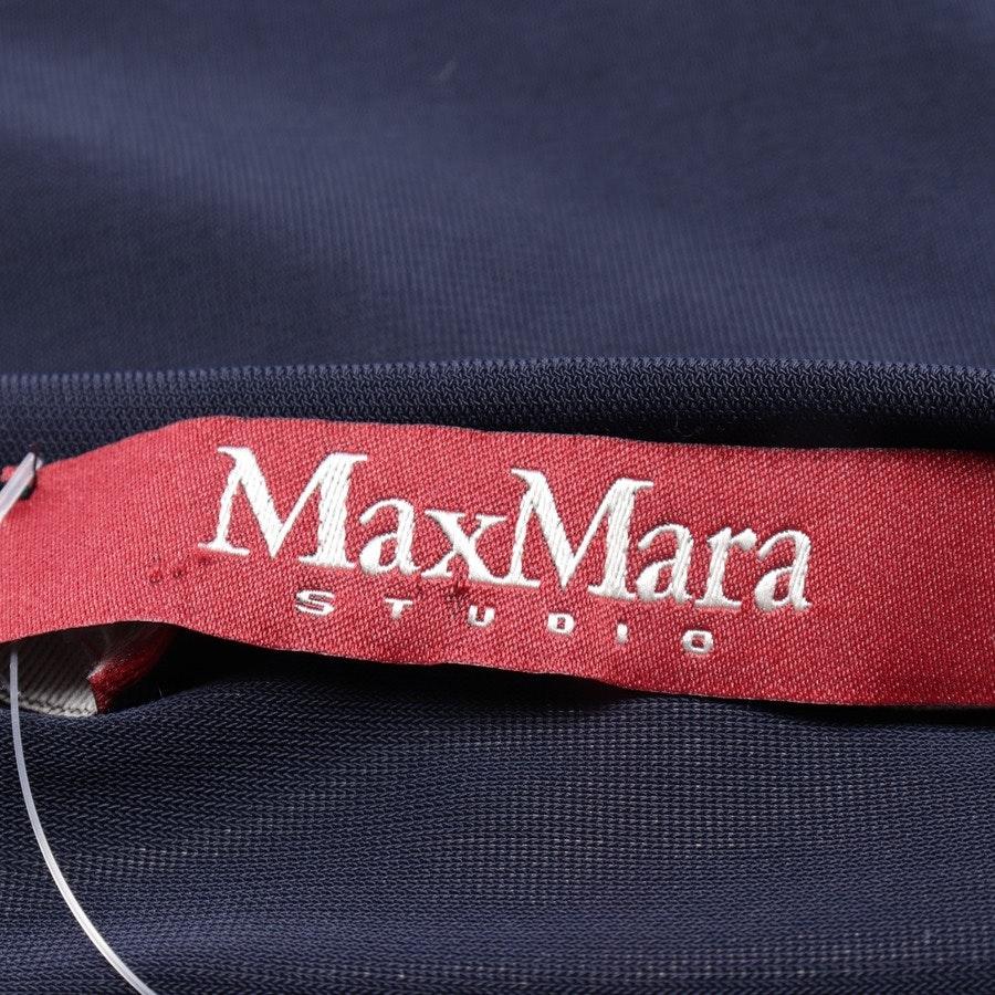 dress from Max Mara in dark blue size M
