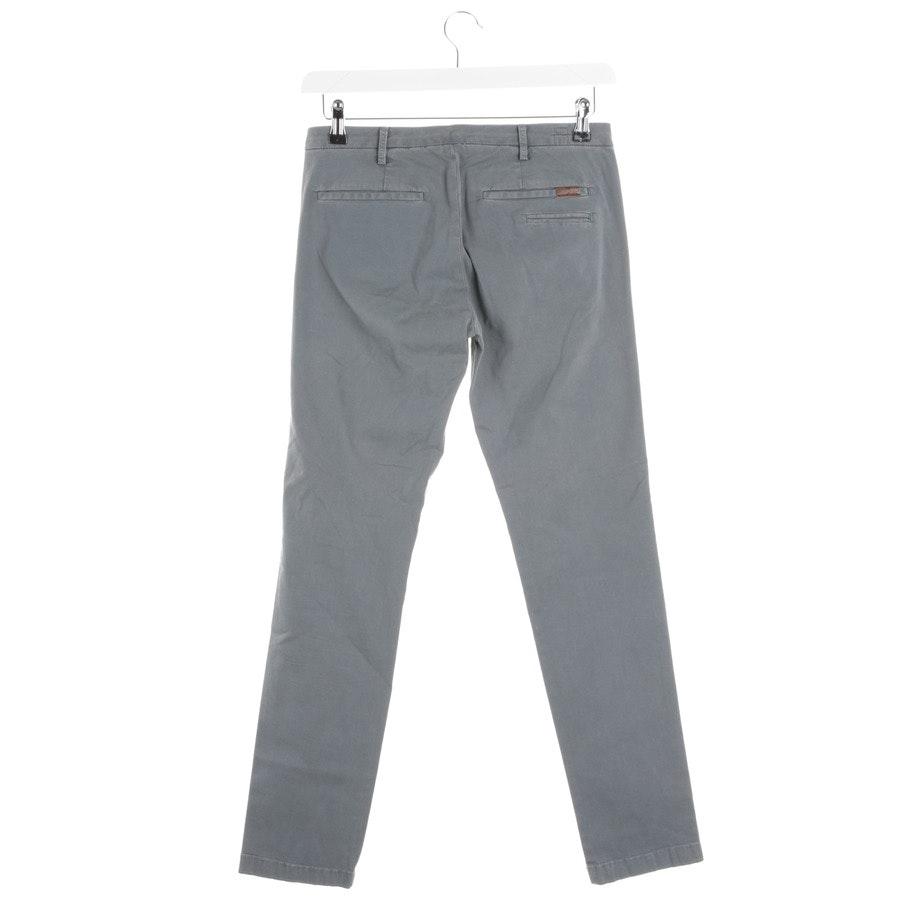 Jeans von 7 for all mankind in Graugrün Gr. W27
