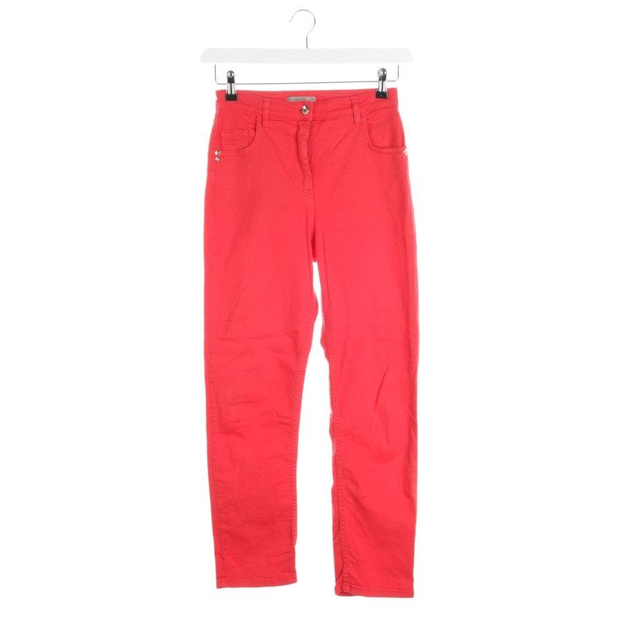 Jeans von Patrizia Pepe in Rot Gr. W26