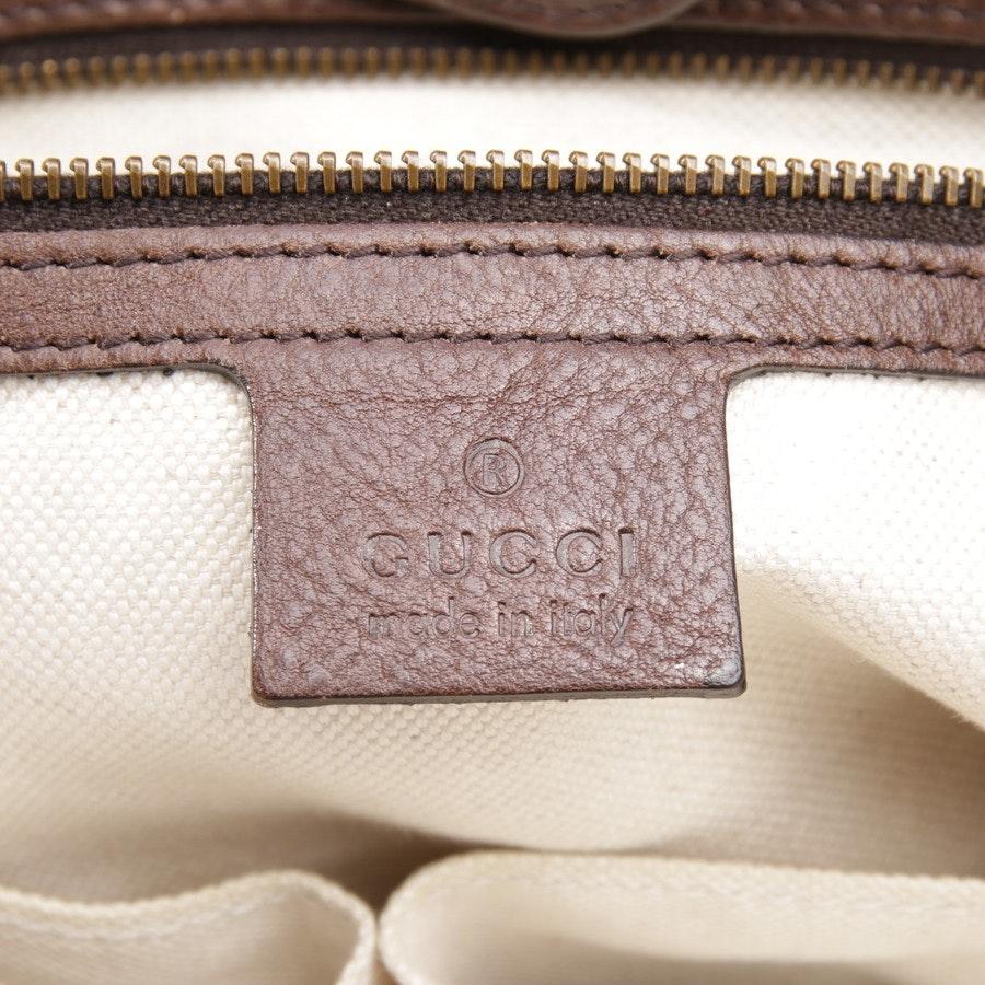 handbag from Gucci in brown - gg running