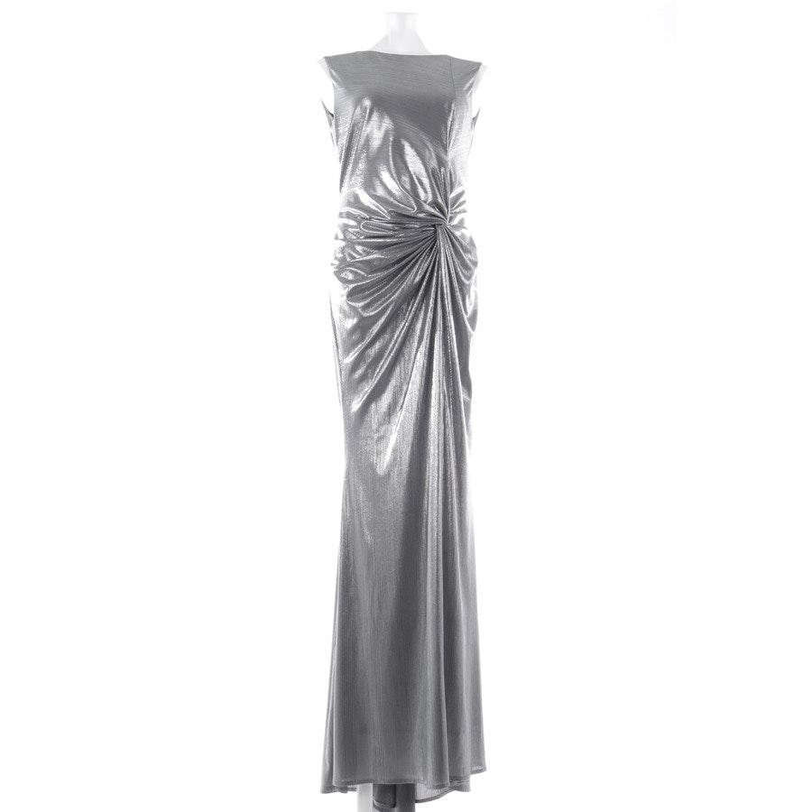 Abendkleid von Talbot Runhof in Silber Gr. 40 - Neu
